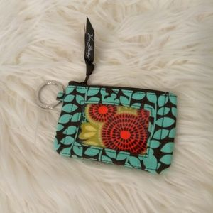 Vera Bradley Accessories - NWOT Mickey Disney zip ID case Vera Bradley